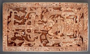 Sarcófago de K'inich Janaab' Pakal.