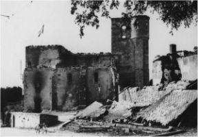 Iglesia de Oradour-sur-Glane