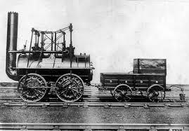 Locomotora Stephenson 1